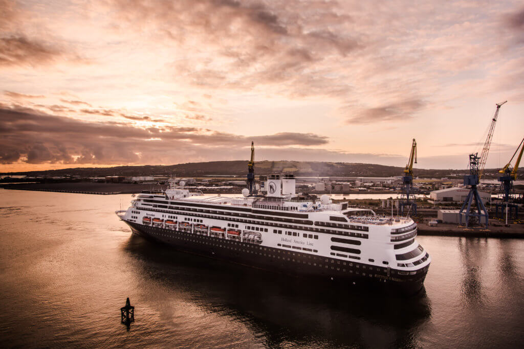 Cruise vakantie in Ierland