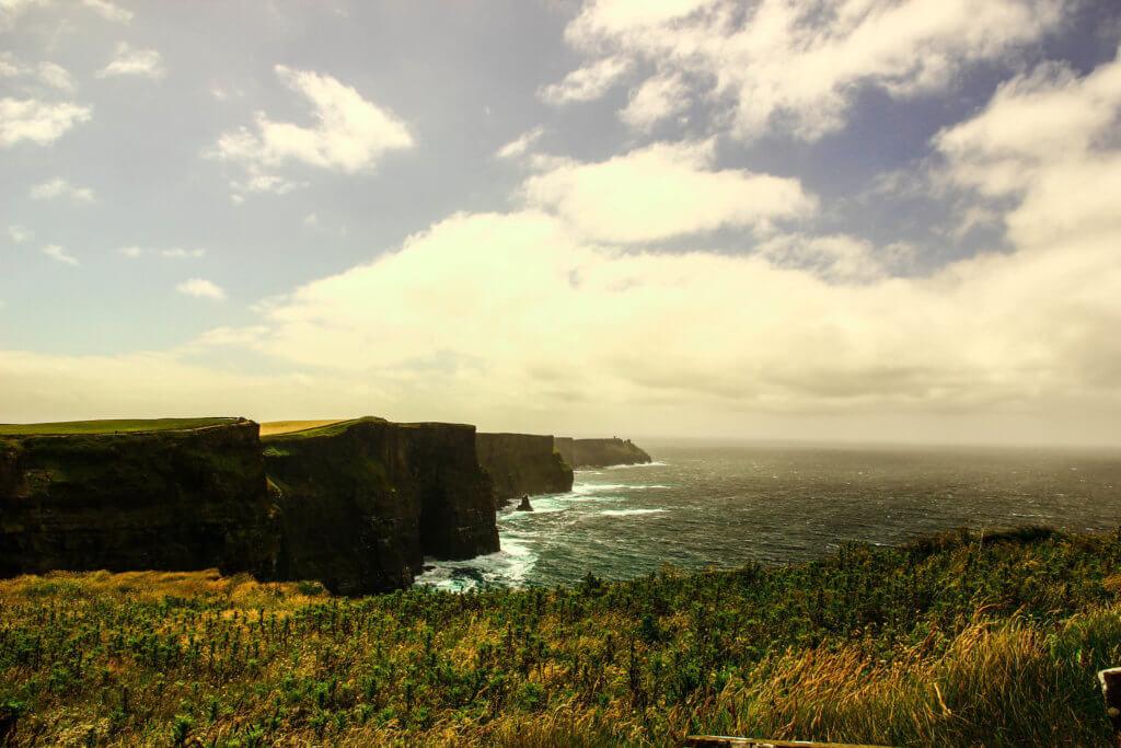 Groepsreis Ierland met De Jong Intra - Cliffs of Moher