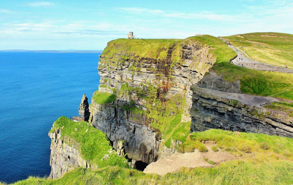 Autorondreis Ierland met De Jong Intra vakanties