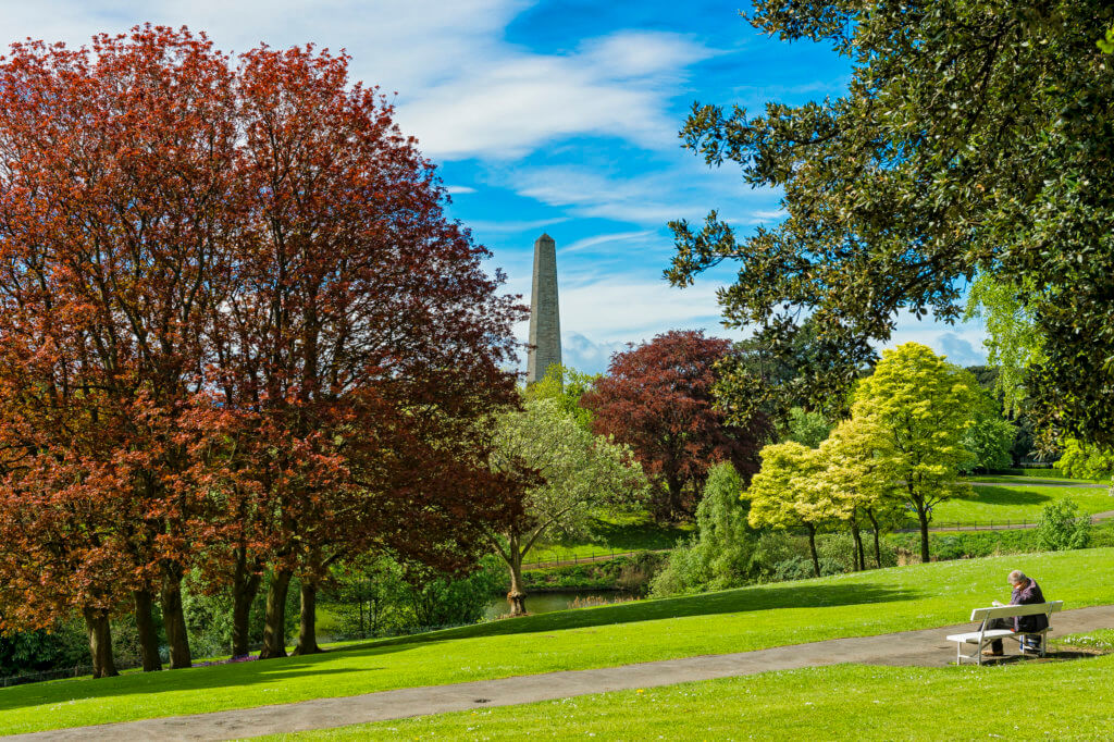 Citytrip Dublin in Ierland - Phoenix Park