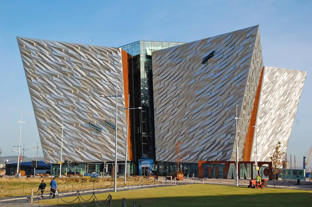Stedentrip Belfast Ierland