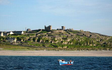 aran islands ierland uitzicht