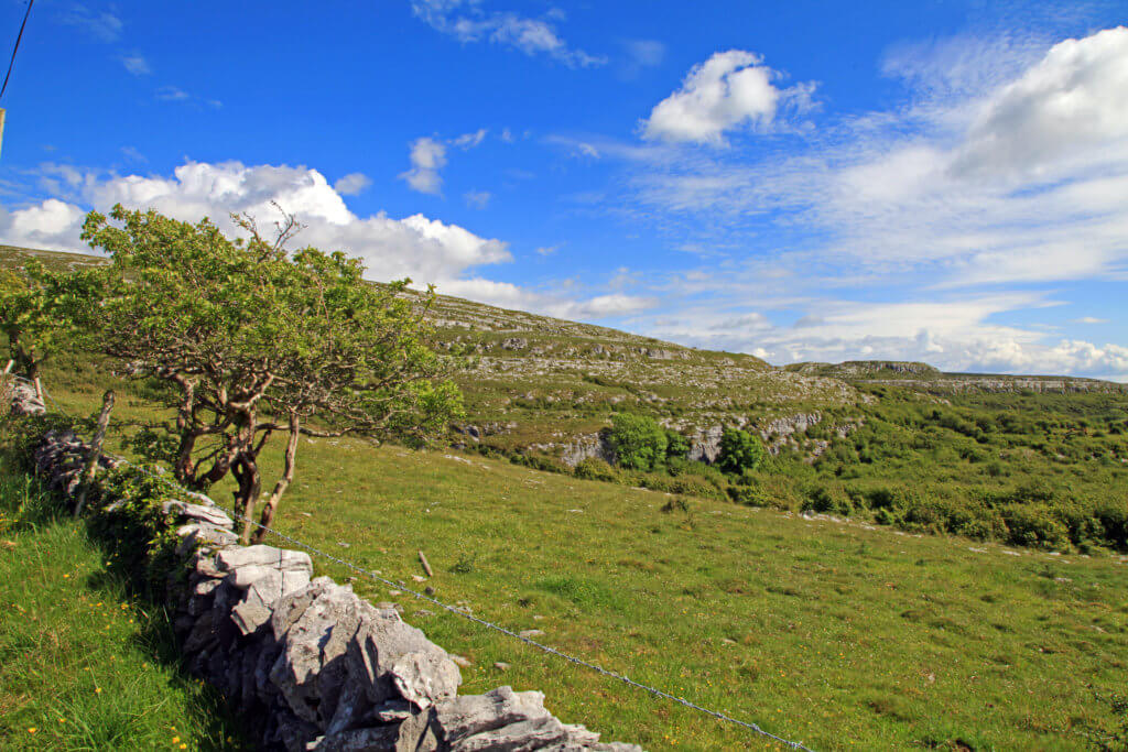 ierland wandelvakantie the burren national park