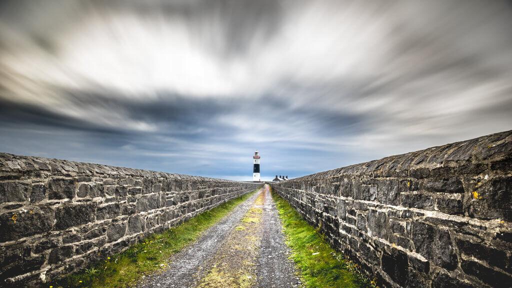 reis naar aran eilanden in ierland