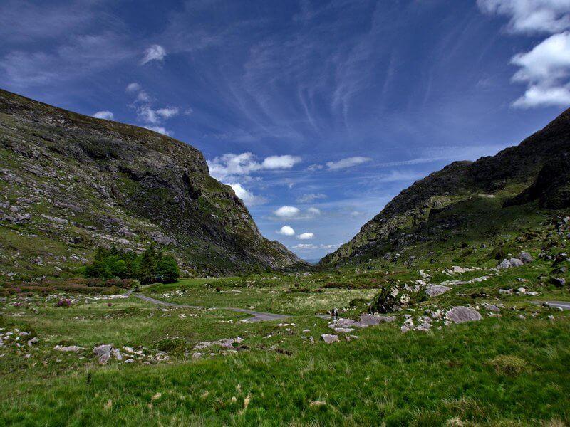 rondreis ierland gap of dunloe