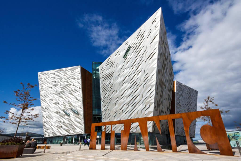 stedentrips belfast in ierland