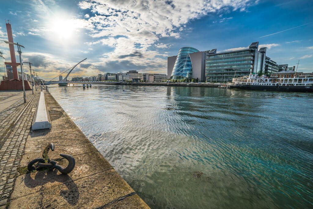 vakantie naar dublin in ierland