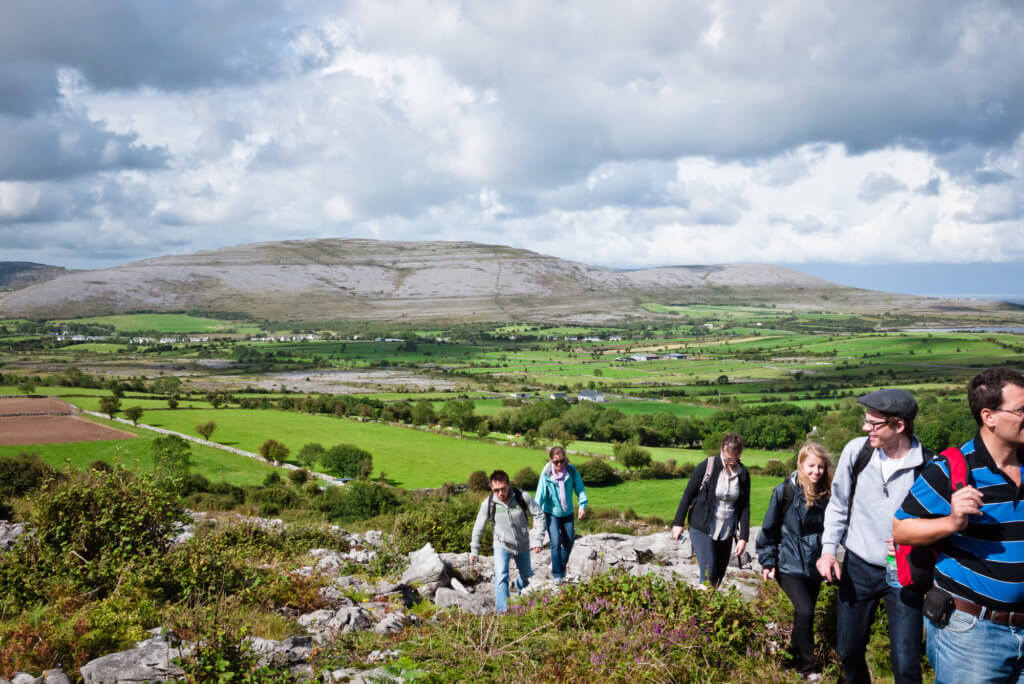 wandelvakantie the burren in ierland