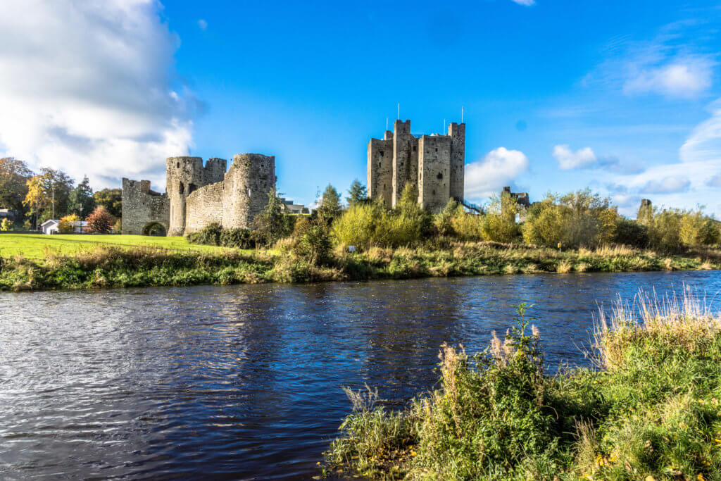 weekendje weg naar ierland - trim castle