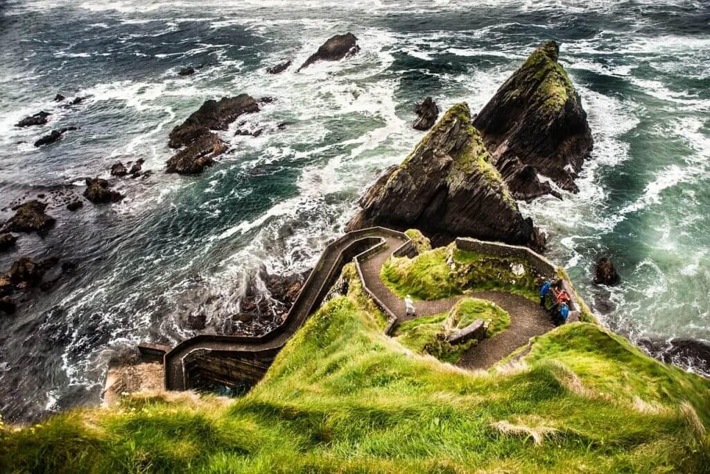 reizen naar derry in ierland